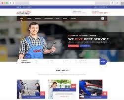 60 fantastic automobile u0026 car dealer website templates