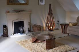 Illuminating Coffee Table Wave Coffee Table Macmaster Design