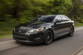 future ford taurus this is what a 550 hp taurus looks like