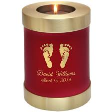 baby urns wholesale baby urn scarlet candle holder memorial actual