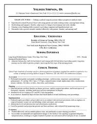 Critical Thinking Skills Resume Example Of A Nursing Resume Certified Nursing Assistant