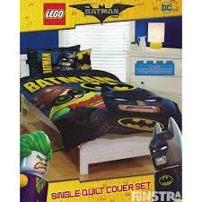 Batman Double Duvet Cover Lego Batman Quilt Duvet Cover Bedding Set Funstra