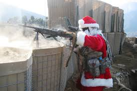 funny gun related christmas pictures santa