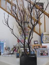 Tree Branch Home Decor by Decorating Enchanting Pine Manzanita Branches Michaels With Owl