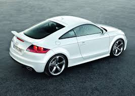 2012 audi tt specs 2012 audi tt rs drive review
