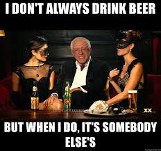 Meme Generator I Don T Always - i dont always drink beer meme generator mne vse pohuj