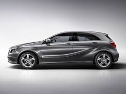 mercedes benz a class reviewed by anastasia tregubova