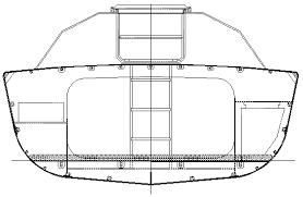 26 radius chine plywood boat plans