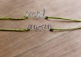 mothers day bracelet diy s day bracelet crafted in carhartt