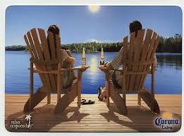Corona Adirondack Chair Corona Signs Collection On Ebay