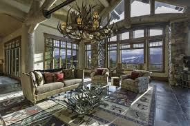 Big House Design In Big Sky A Big House With A Big Tub Heads To Auction Wsj