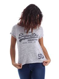 superdry shoes myntra superdry g10651anf3 t shirt women girls