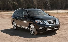 nissan pathfinder diesel review 2013 nissan pathfinder 4wd platinum first test truck trend