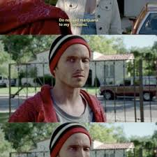 Jesse Pinkman Meme - skyler white confronts jesse pinkman on breaking bad