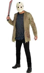 jason costume jason voorhees costume friday the 13th party city