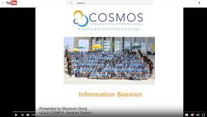 application information cosmos platform