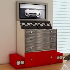 commode chambre garcon commode voiture enfant avec 4 tiroirs chambre enfant complète