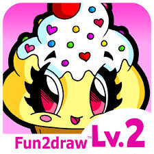 learn draw draw cute food ice cream desserts treats