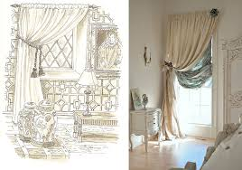 dec a porter imagination home classical curtains then and now