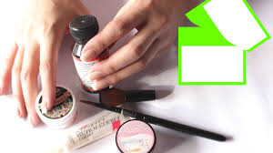 how to do a dip powder manicure 15 steps with pictures