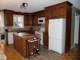 cuisine merisier specialitésmm armoire de cuisine en merisier teint et stratifié