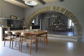 cuisine moderne ouverte sur salon salle a manger cuisine plan couleur du projet meubles salle manger