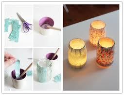 Room Diy Decor Diy Make A Lovely Fabric Decor Caddle Jar Crafts Pinterest