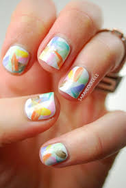 50 watercolor nail art ideas art and design