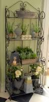 plant stand flower pot stands indoor wire outdooroutdoor on