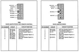 1990 ford radio wiring diagram 91 ford stereo wiring diagram