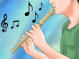 how to play cross buns on the recorder 11 steps