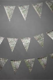 Off The Map Off The Map Pennant Garland 5 In Décor Bhldn