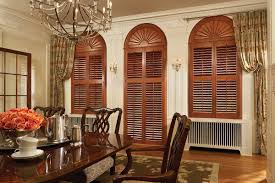 Dining Room Window Coverings Custom Curtains Window Treatments Shades Shutters And Blinds