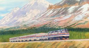 Amtrack Amtrak Wall Calendar 1989 U2014 Amtrak History Of America U0027s Railroad