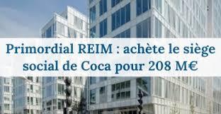 siege coca cola primonial reim achète le siège de coca cola meilleurescpi com