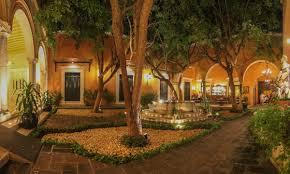 la mision de fray diego hotel merida yucatan mexico