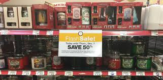 home decor flash sale kroger 50 holiday flash sale save on home decor candles gift
