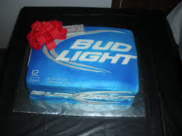 Bud Light Wallpaper Case Of Bud Light Cake Kira Flickr