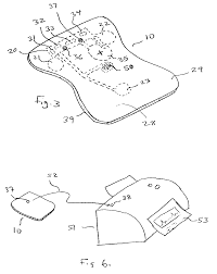 patent us8688189 programmable ecg sensor patch google patents