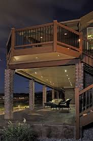 Patio Lighting Design 168 Best Garden Of Lights Images On Pinterest Apartment Patios