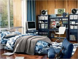 bedroom artsitic blue teen boy bedroom ideas combined with
