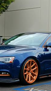 audi modified download 1080x1920 audi a5 coupe blue side view luxury cars