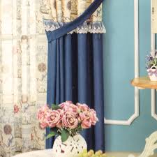 Navy Blue Blackout Curtains Fabric Blackout Curtains Navy For Kids