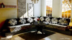 Salon Marocain Richbond by Salon Marocain Moderne Prix Excellent Decoration Salon Moderne
