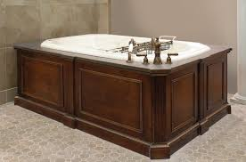 Vanity Tub Vanity Flair Legacy Custom Tub Surround Jack London