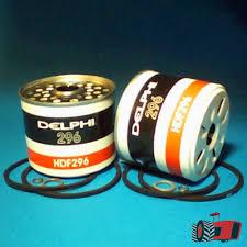 hdf296 3x cav 7111 296 delphi diesel engine fuel filter 7111296