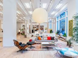 trendy home decor stores nyc ideasidea herman miller flagship in new york city max touhey