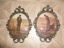 home interiors picture frames vintage home interiors brass picture frames farmer wife bubble