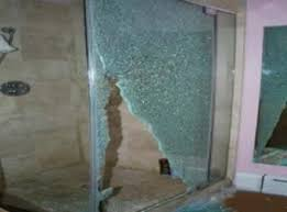 2 investigators glass shower doors can shatter without warning