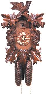 Blue Cuckoo Clock German Cuckoo Clocks At Discount Prices Free Shipping Available